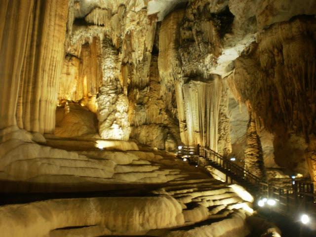 Caverna Phong Nha – Vietnã