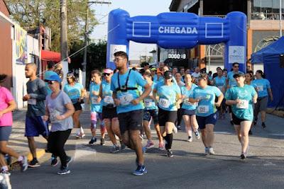Etapa SESC do Circuito de Corrida e  Caminhada atrai mais de 150 atletas