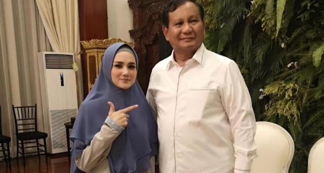 Prabowo Digugat Kader Gerindra Mulan Jameela Dkk