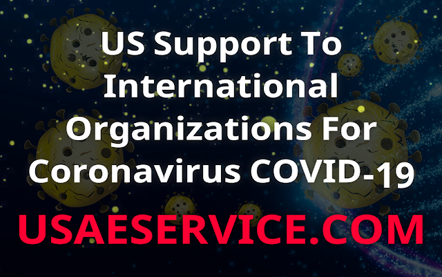 Coronavirus COVID-19 In United States