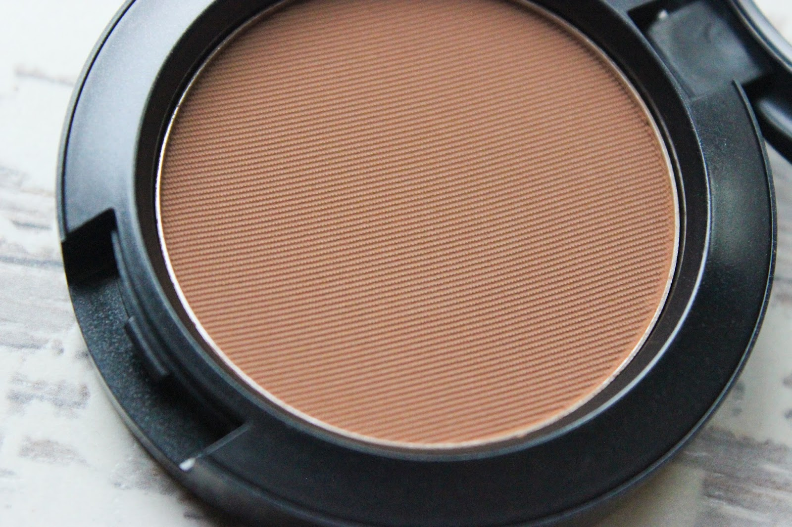 MAC Cosmetics Blunt Blush Dark Skin WoC Discoveries Of Self Blog NatalieKayO Review UK