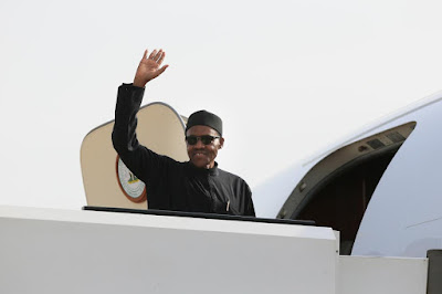 Pres Buhari leaves for Germany tomorrow October 12th