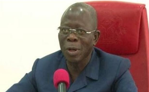 Saraki, other decampee senators have been punished by Nigerians – Oshiomhole