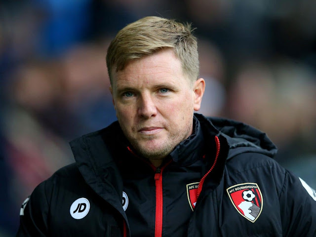 EPL: Why we defeated Man Utd 1-0, Bournemouth manager reveals