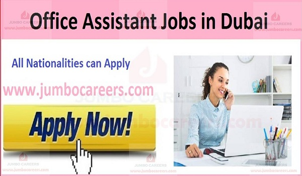 Current job openings in Gulf countries,