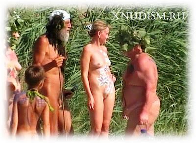 Neptune Day in Koktebel, naked nudist 2008 watch online