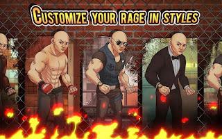 Fist of Rage Mod