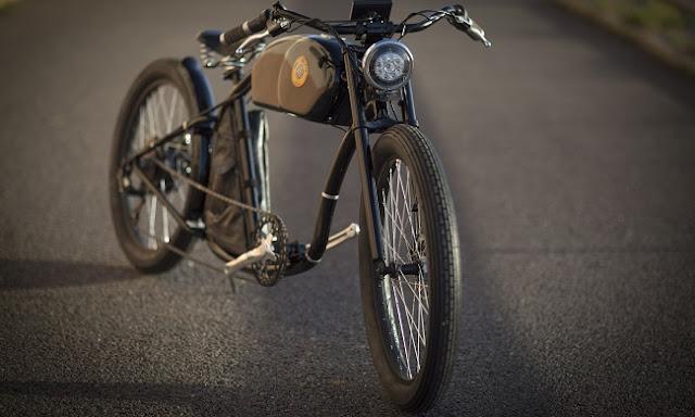 Xe đạp độ Cafe Racer, tại sao không?