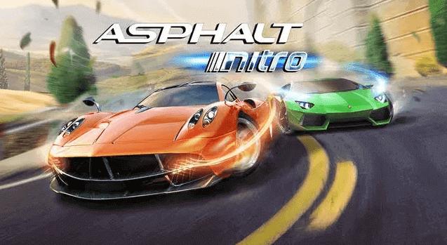 Asphalt Nitro أفضل ألعاب اندرويد بدون نت أوفلاين 2021 مجانا بجودة عالية