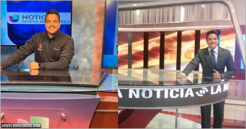 Angie Pérez   Chaburro se cansó de trabajar en VTV y se fue para Univisión