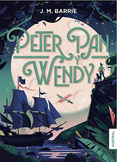 Peter Pan y Wendy, J.M. Barrie