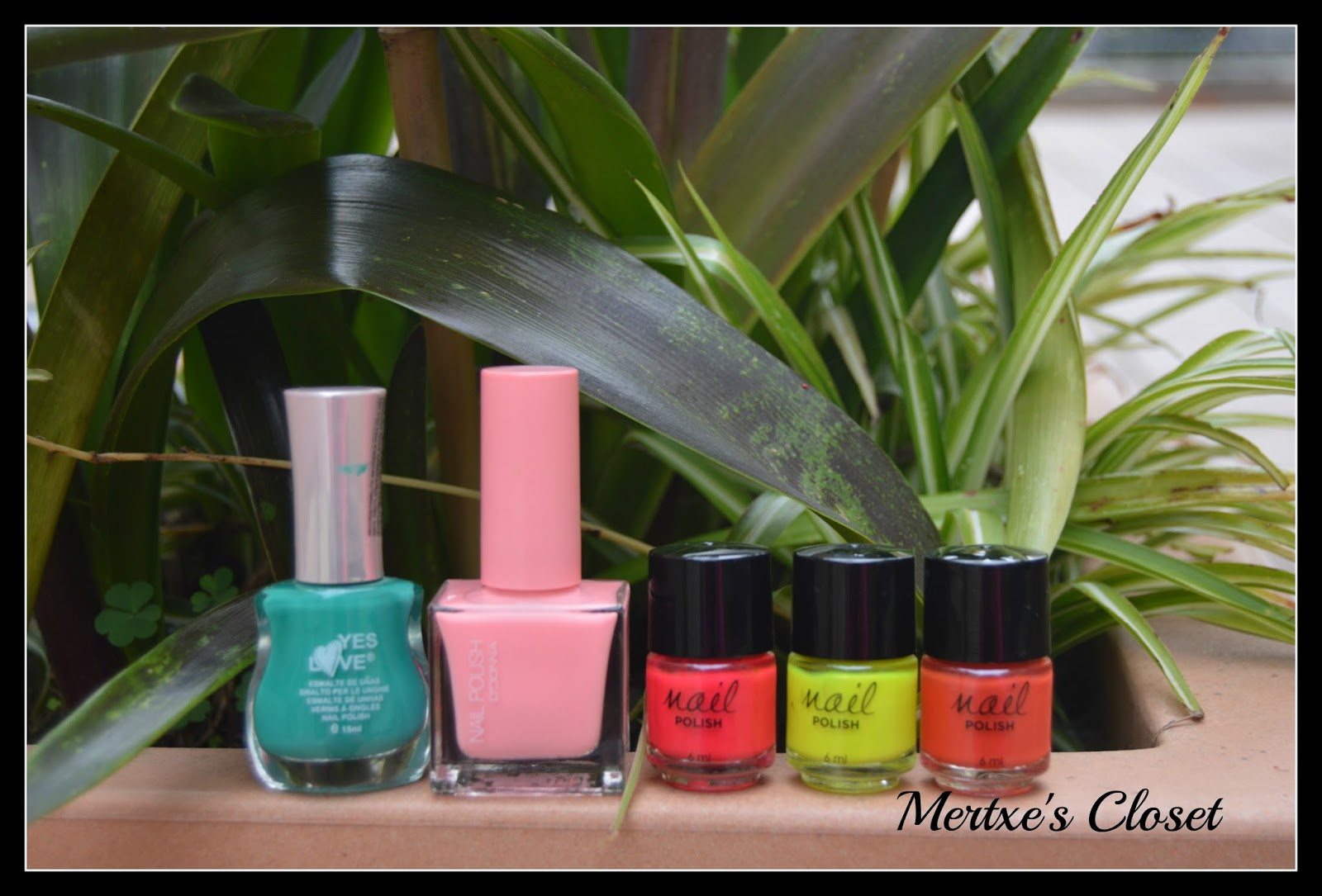 Mertxe\'s Closet: RETO SUMMER NAILS 2016 (FLORES)