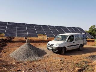 Solution de Pompage Solaire Hybride