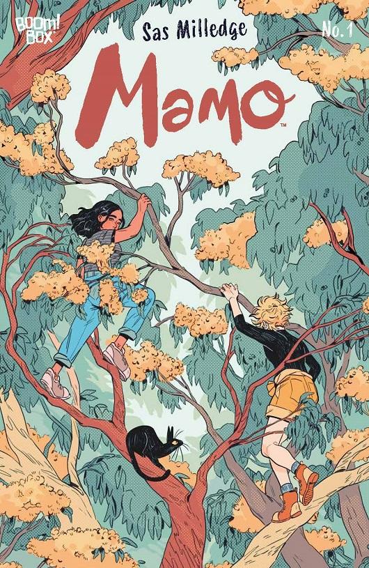 Cover of Mamo #1