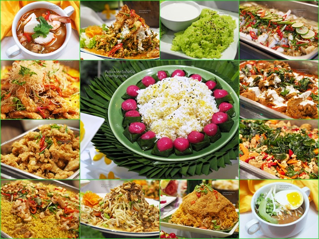 Follow me to eat la malaysian food blog ramadan buffet for Am asian cuisine
