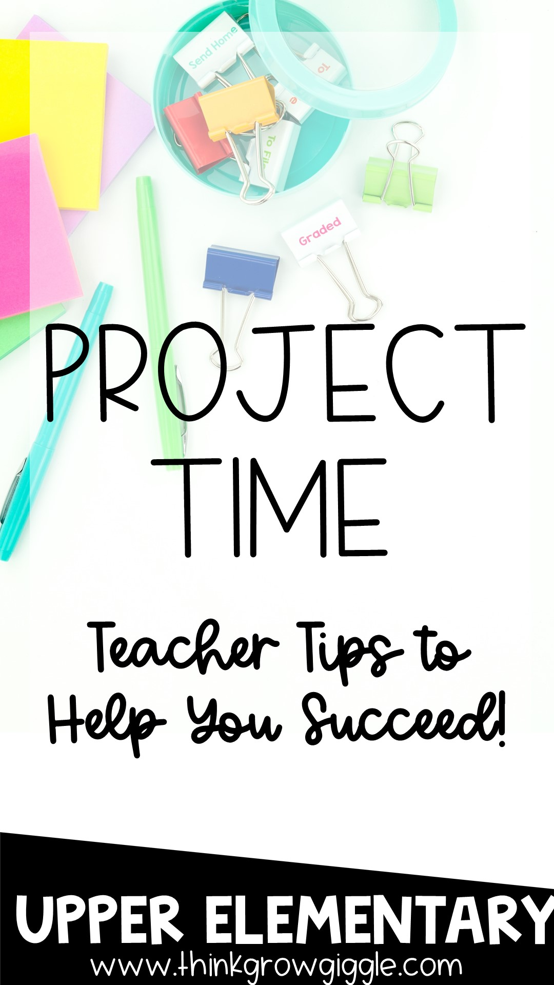 End of Year Project Ideas and Tips