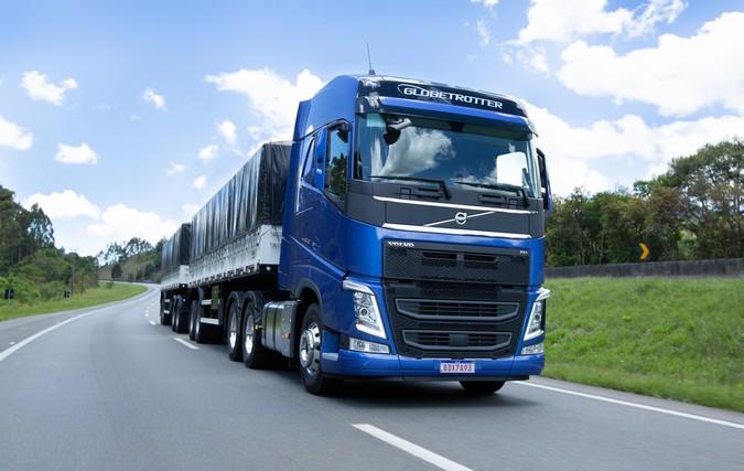 Custando até R$ 668 mil, Volvo FH 540 é o caminhão mais vendido no Brasil em 2020