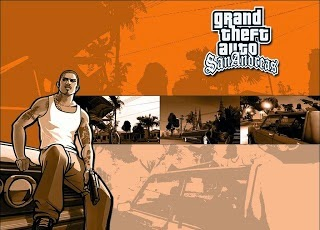 Kode Rahasia (Password) Game GTA San Andreas PS2 Lengkap