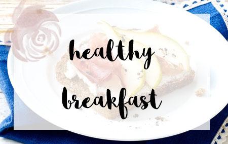 Leckeres Frühstück - Fit und Gesund