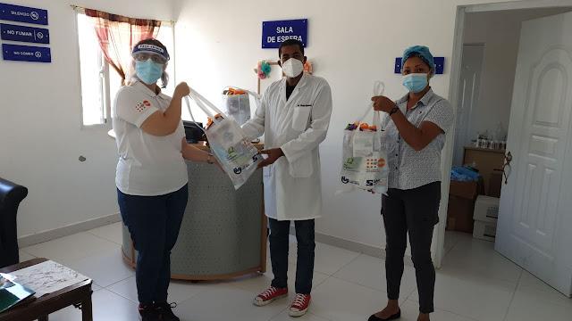 Kits de higiene y protección impactan la vida de niñas, adolescentes y mujeres de San Juan en medio del COVID-19