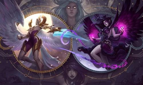 Bảng kĩ năng của Morgana