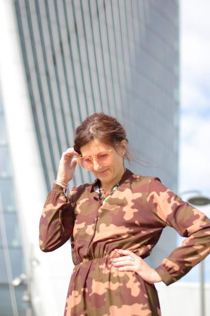stile militare moda