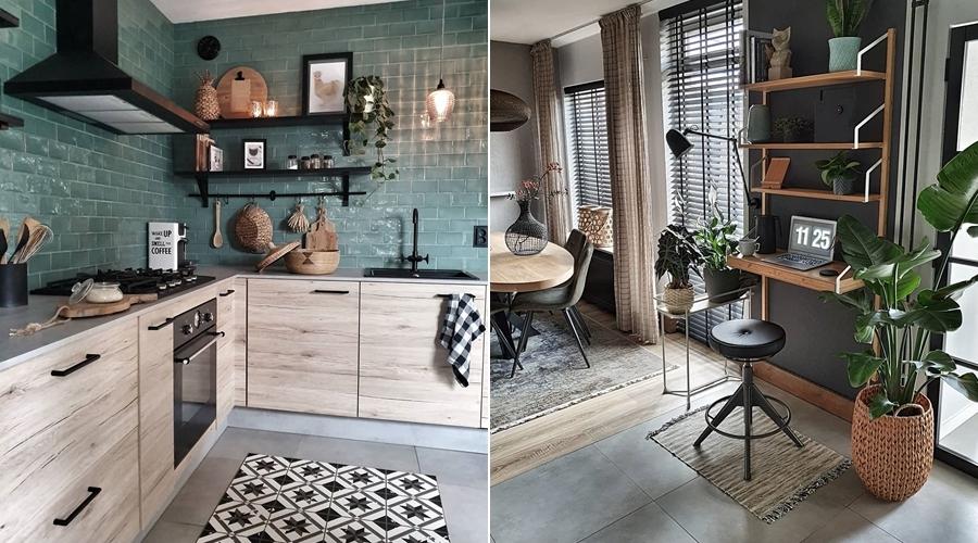 Aranżacja w indywidualnym stylu, wystrój wnętrz, wnętrza, urządzanie domu, dekoracje wnętrz, aranżacja wnętrz, inspiracje wnętrz,interior design , dom i wnętrze, aranżacja mieszkania, modne wnętrza, styl loftowy, loft, styl skandynawski, Scandinavian style, vintage,