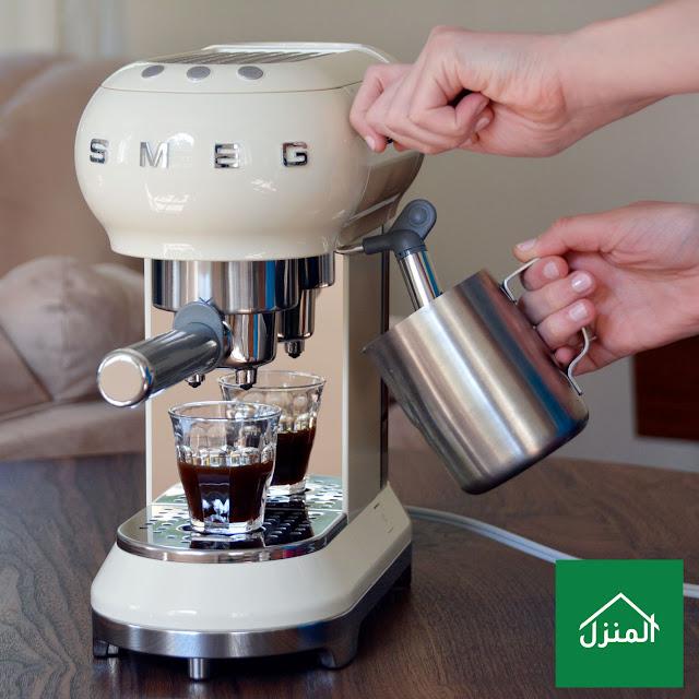 سعر آلة صنع القهوة في البيت