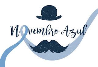 Blog Flor do Oriente, campanha, novembro azul, homens, cuide se, ame se, saúde, câncer de próstata, câncer, exames de rotina