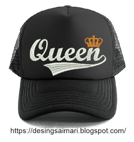 gorras personalizadas queen para parejas