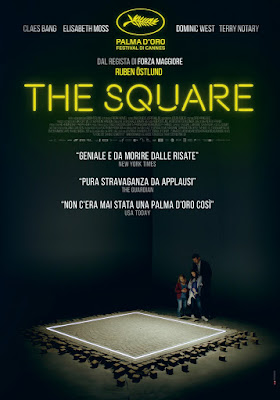 The Square Poster Cannes