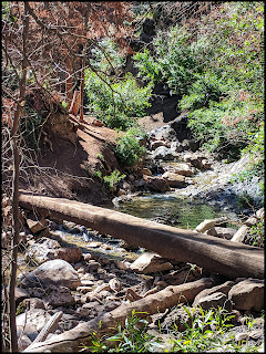 First Bridge you Cross to get to Payson Grotto