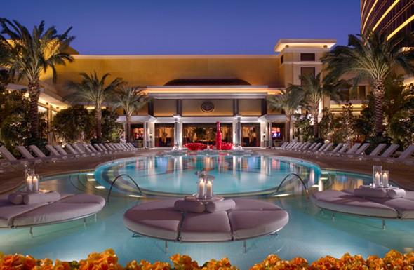 Las 10 mejores piscinas de hoteles para descansar rinc n for Follando en la piscina del hotel