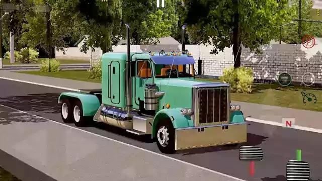 تنزيل لعبة اندرويد World Truck Driving Simulator على هاتف
