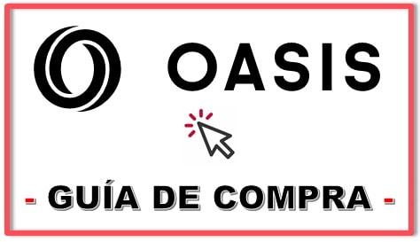 Cómo Comprar Criptomoneda OASIS NETWORK (ROSE) Guía Actualizada y Completa