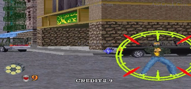 Virtua Cop 2 Game Download For pC