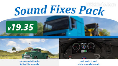 Sound Fixes Pack v19.35