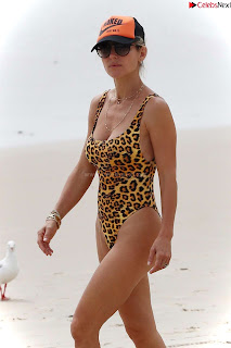 Elsa Pataky in   Swimsuit   celebs.in Exclusive Celebrity Pics 002
