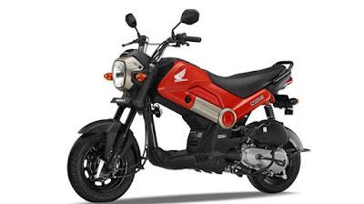Honda Navi 2016  side angle