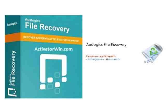 تنزيل برنامج Auslogics File Recovery لاسعادة الملفات المحذوفة من القرص الصلب بسرعة وسهولة وبفعالية كبيرة