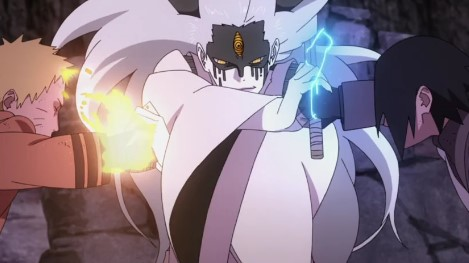 Boruto Naruto Next Generations – Episódio 65