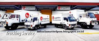 Alamat Fin Logistics Indonesia