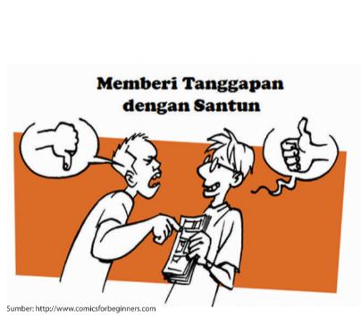Karya Apakah Yang Ditanggapi Bahasa Indonesia Kelas 9 Halaman 89 Kkaktri Channel Info Pendidikan