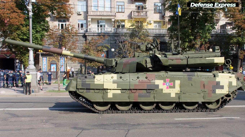 Т-84-120 Ятаган