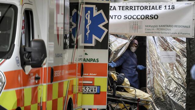 Italia supera las 30.000 muertes por coronavirus tras confirmarse 243 decesos en las últimas 24 horas