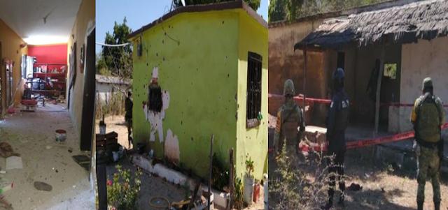 Lo que se sabe del enfrentamiento en Choix, Sinaloa que dejó varios muertos, vestían ropa camuflada tipo militar, estaban encapuchados y traían puesto un chaleco táctico