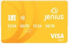 Cara mendapatkan e-card jenius terbaru