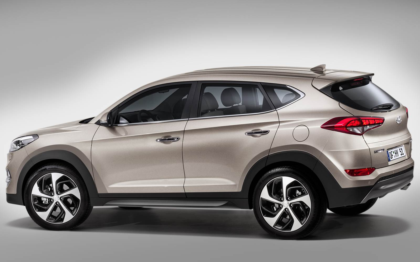 novo hyundai tucson 2016 n o ser vendido no brasil car blog br. Black Bedroom Furniture Sets. Home Design Ideas