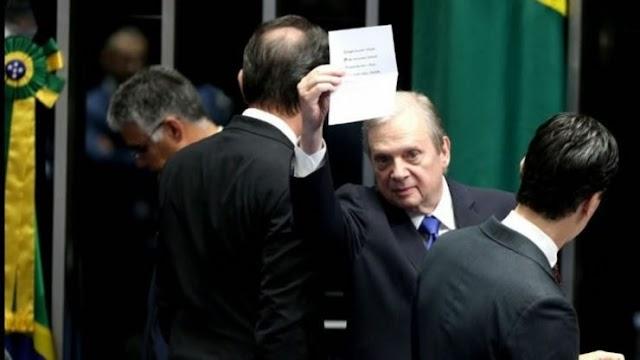 Tasso, Girão e Cid serão membros titulares em seis comissões no Senado