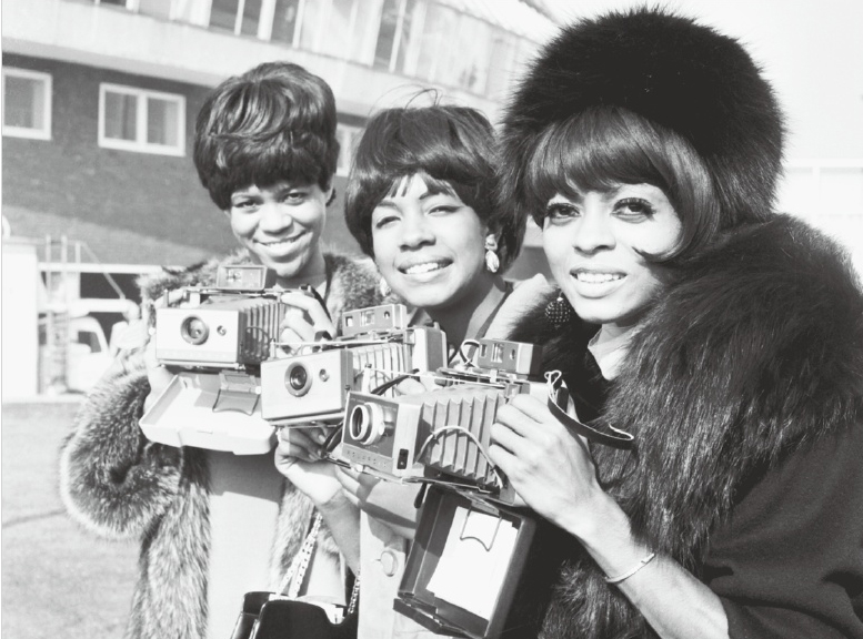 Fashion Timeline 1960s